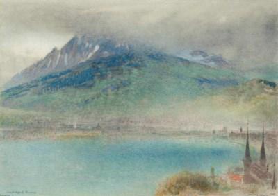 Albert Goodwin, R.W.S. (Maidst