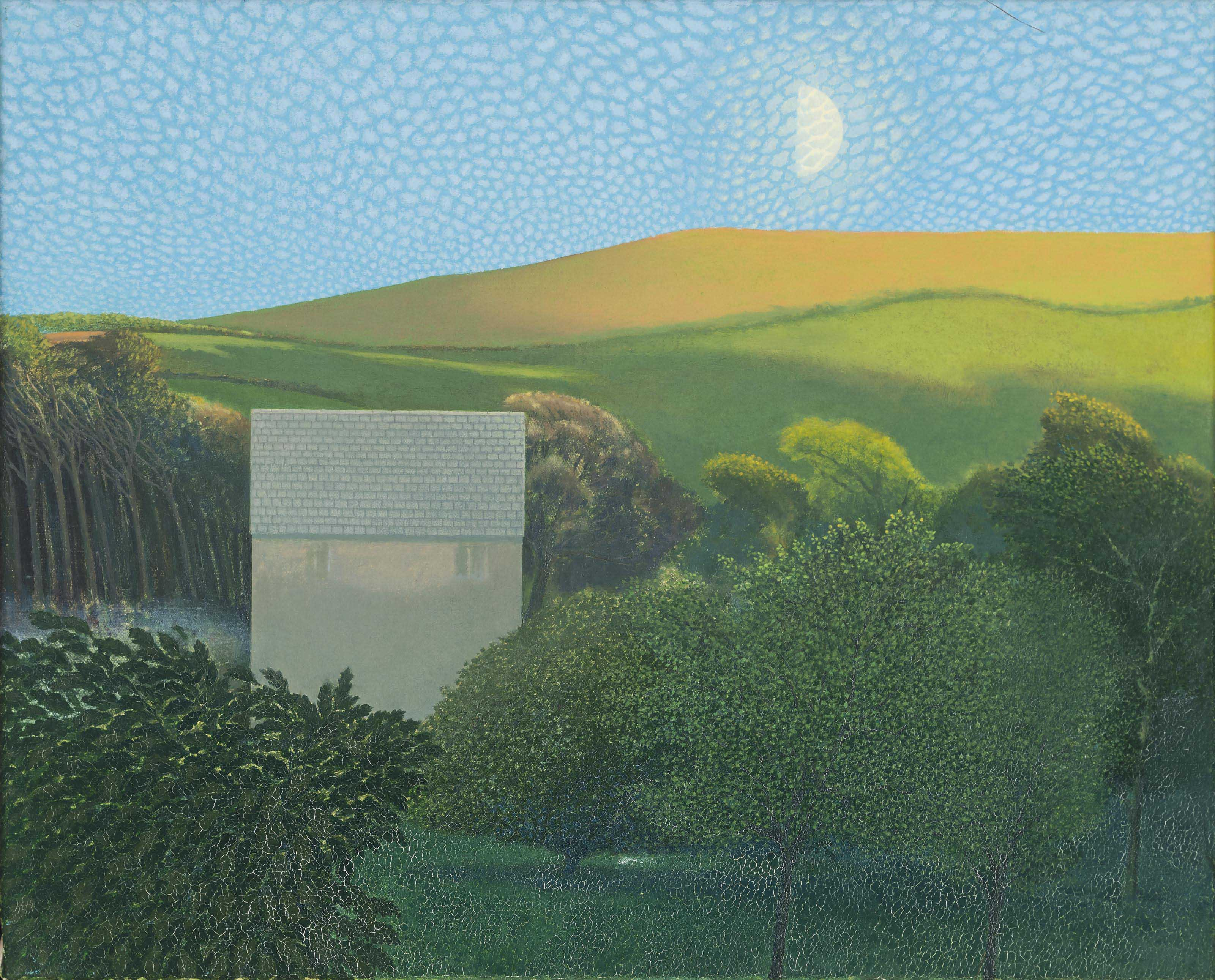 David Inshaw (Wednesfield b. 1