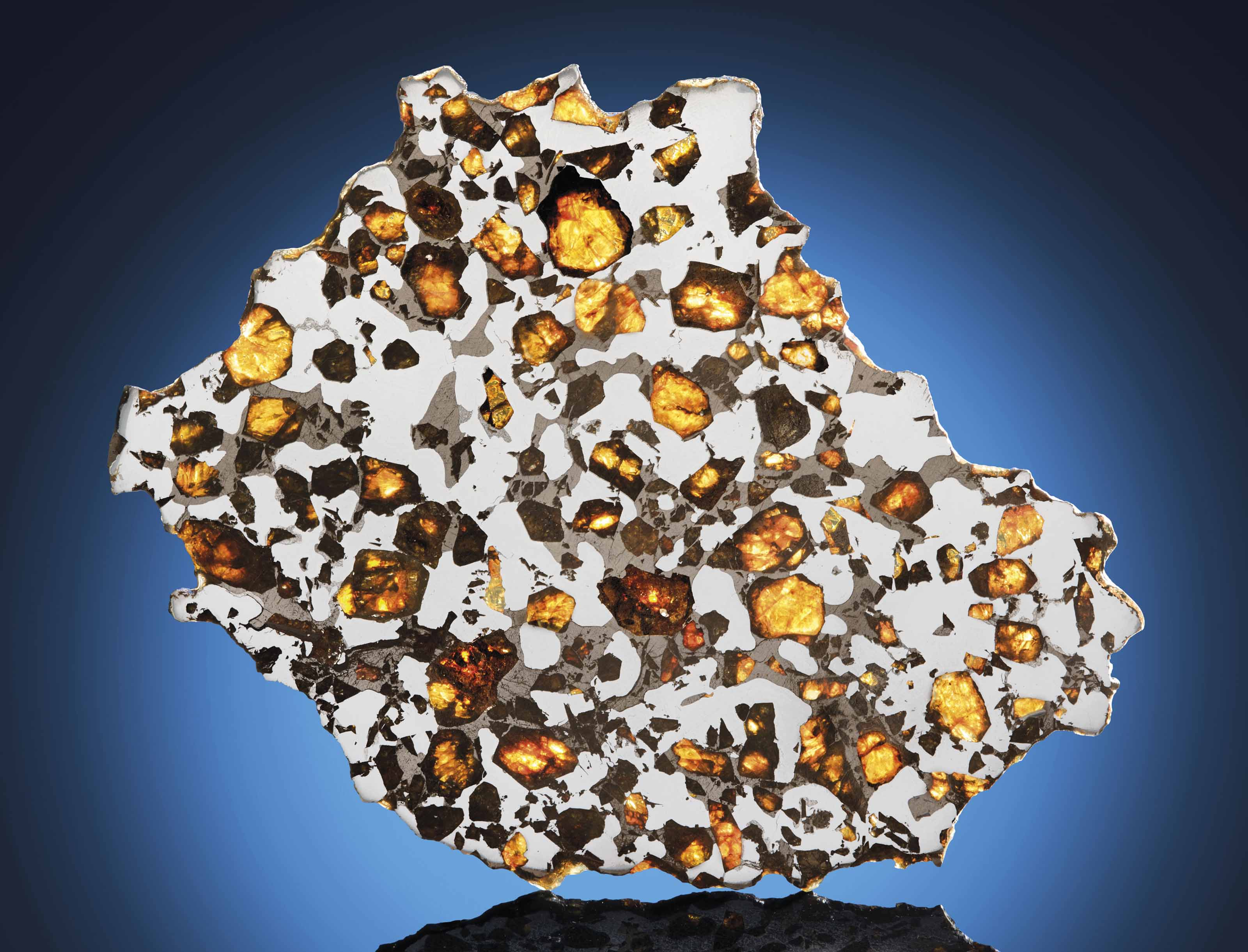 GLORIETA MOUNTAIN PALLASITE —