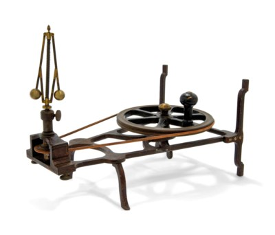 A WHIRLING TABLE