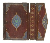 A GROUP OF FINE BINDING COVERS