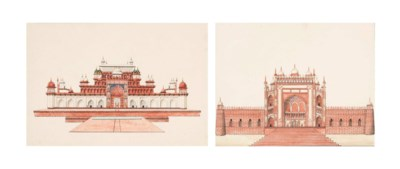 TWO ARCHITECTURAL STUDIES: THE