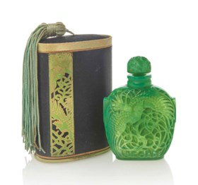 A Roger et Gallet - 15 Le Jade Scent Bottle