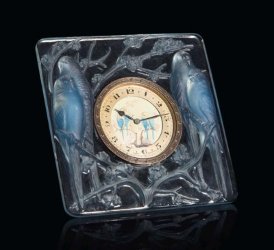 AN INSEPARABLES TIMEPIECE, NO.