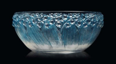 A MUGUET BOWL, NO. 417