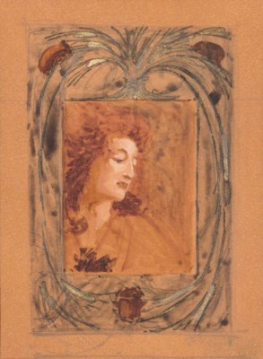 RENE LALIQUE, ATTRIBUTED TO A