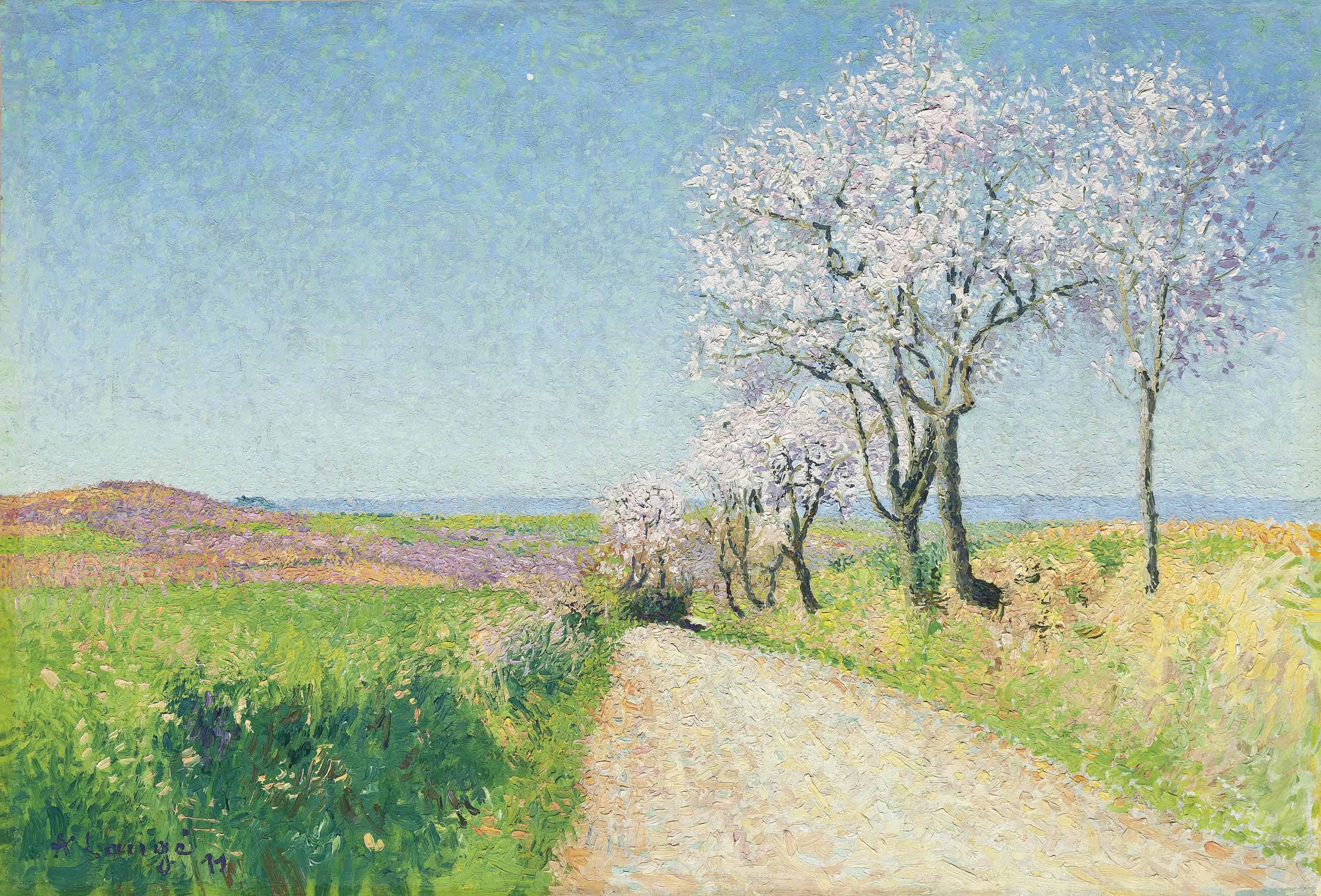 Achille Laugé (1861-1944)
