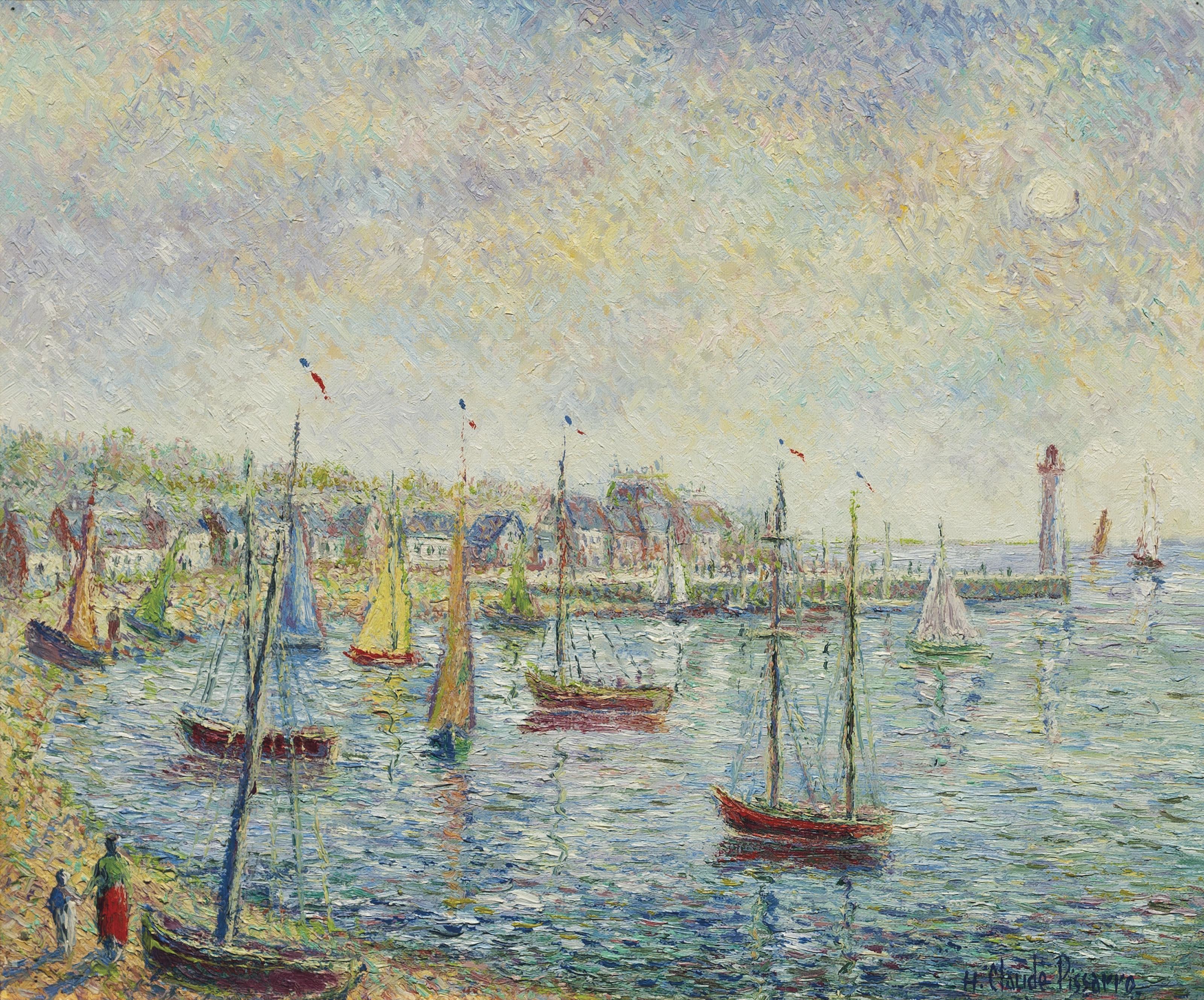 Hugues Claude Pissarro (B. 193