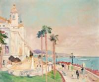 La promenade à Monte Carlo