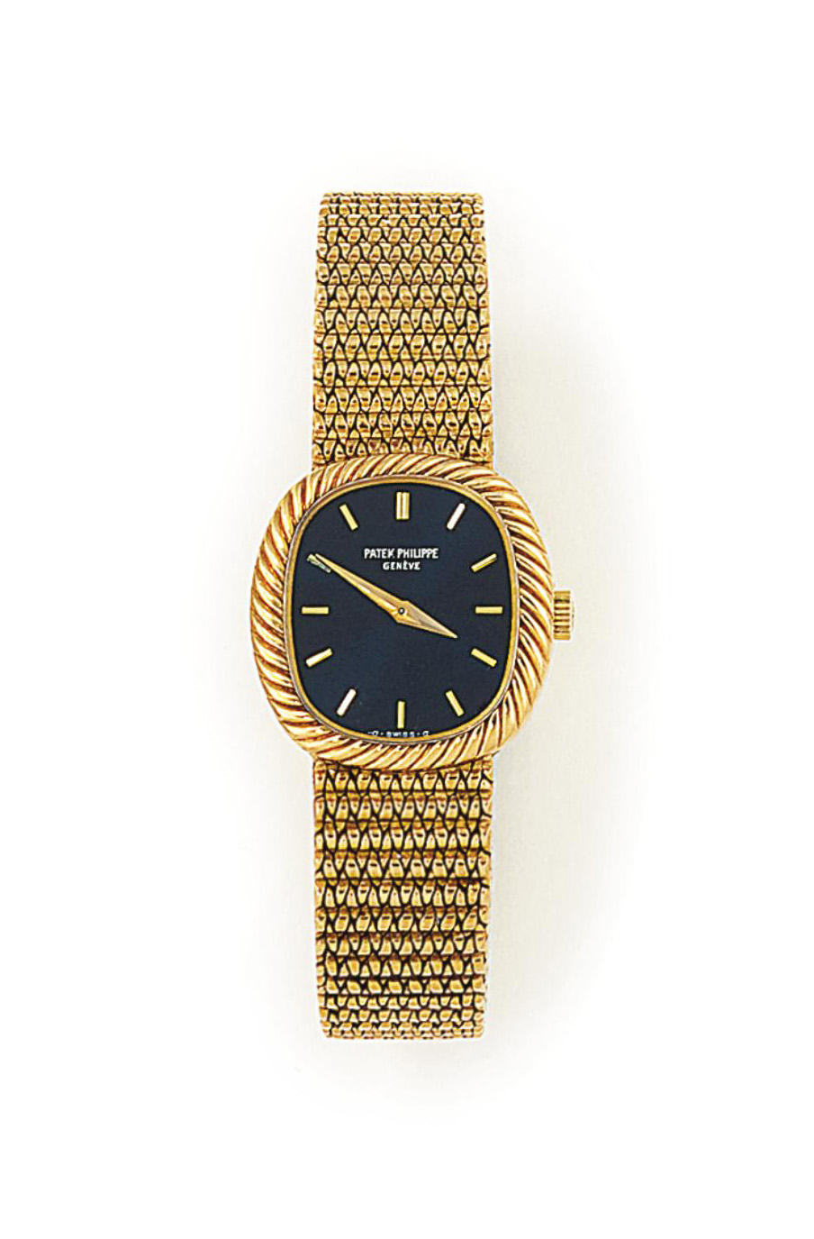 AN 18CT GOLD WRISTWATCH, BY PA