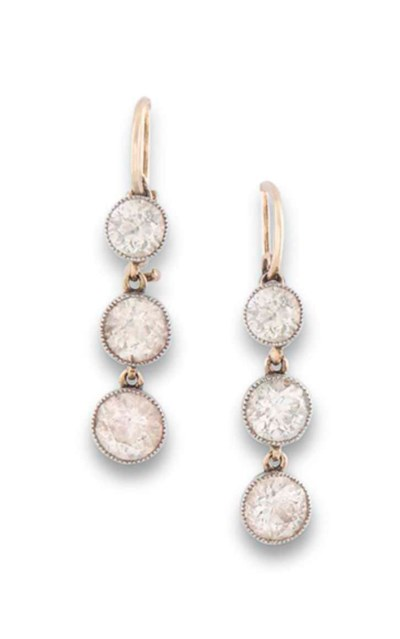 A PAIR OF EARLY 20TH CENTURY D