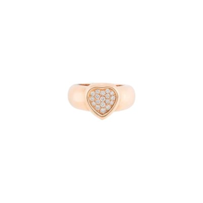 TWO DIAMOND-SET RINGS, BY PIAG