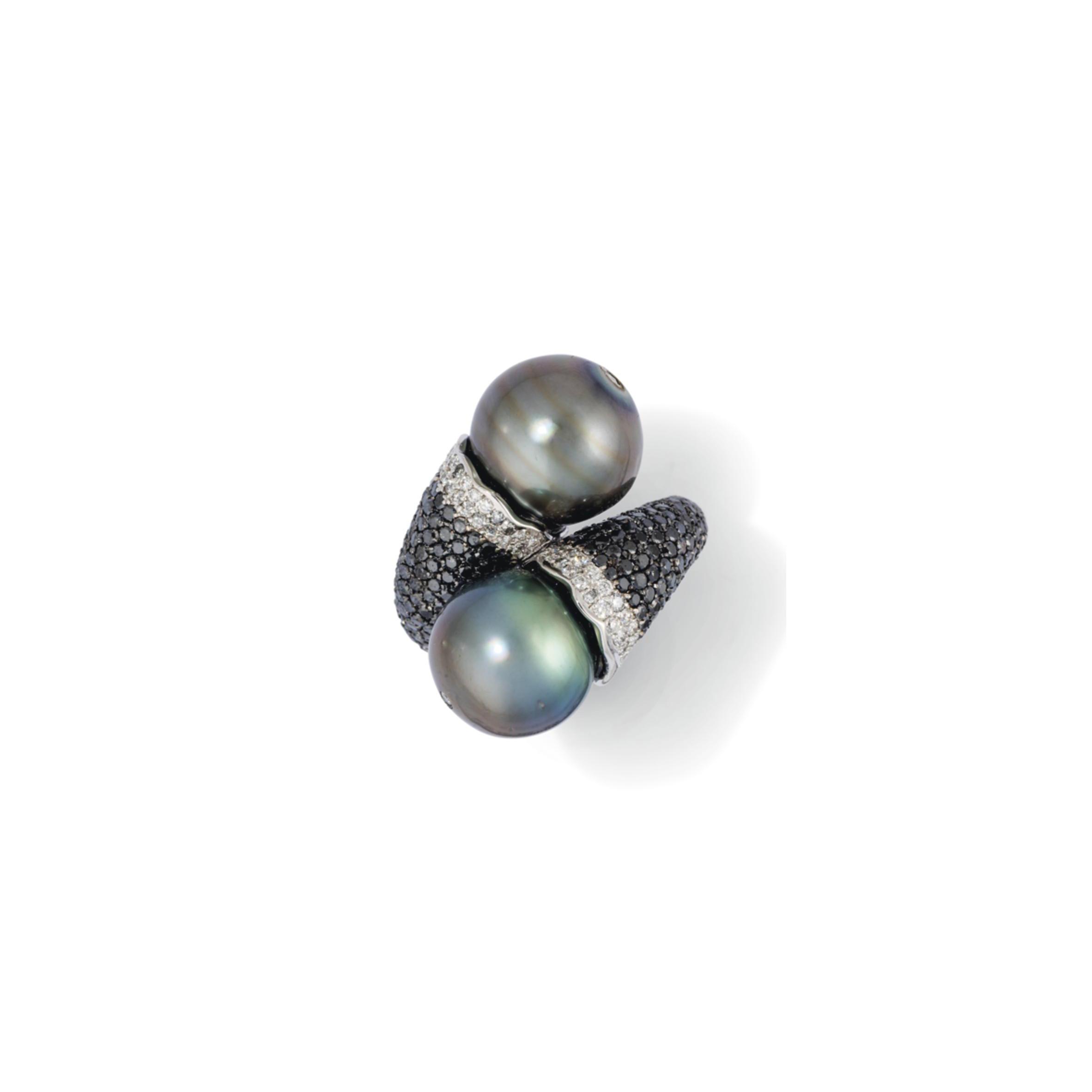 FIVE DIAMOND, COLOURED DIAMOND AND GEM DRESS RINGS