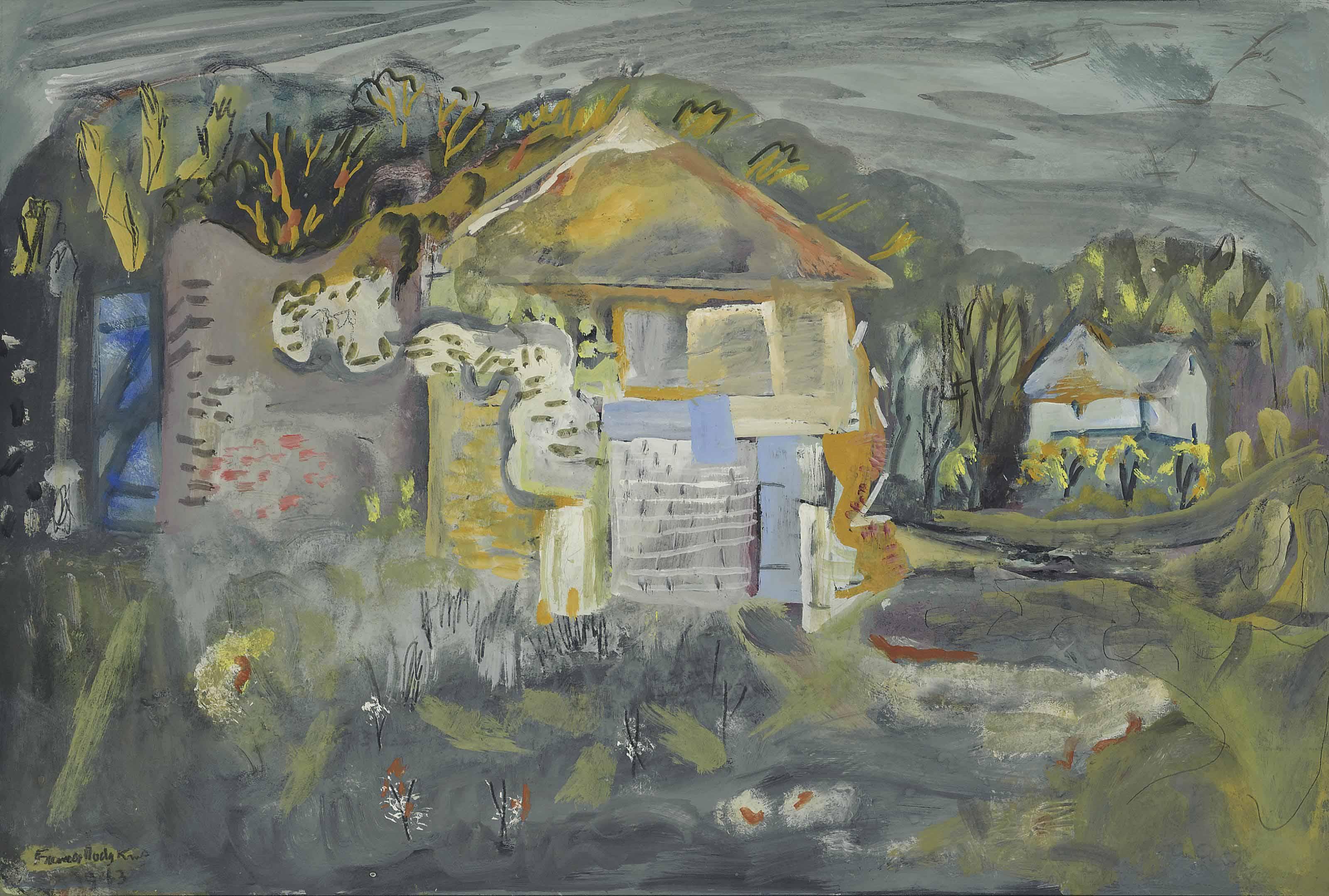 The Tithe Barn, Cerne Abbas