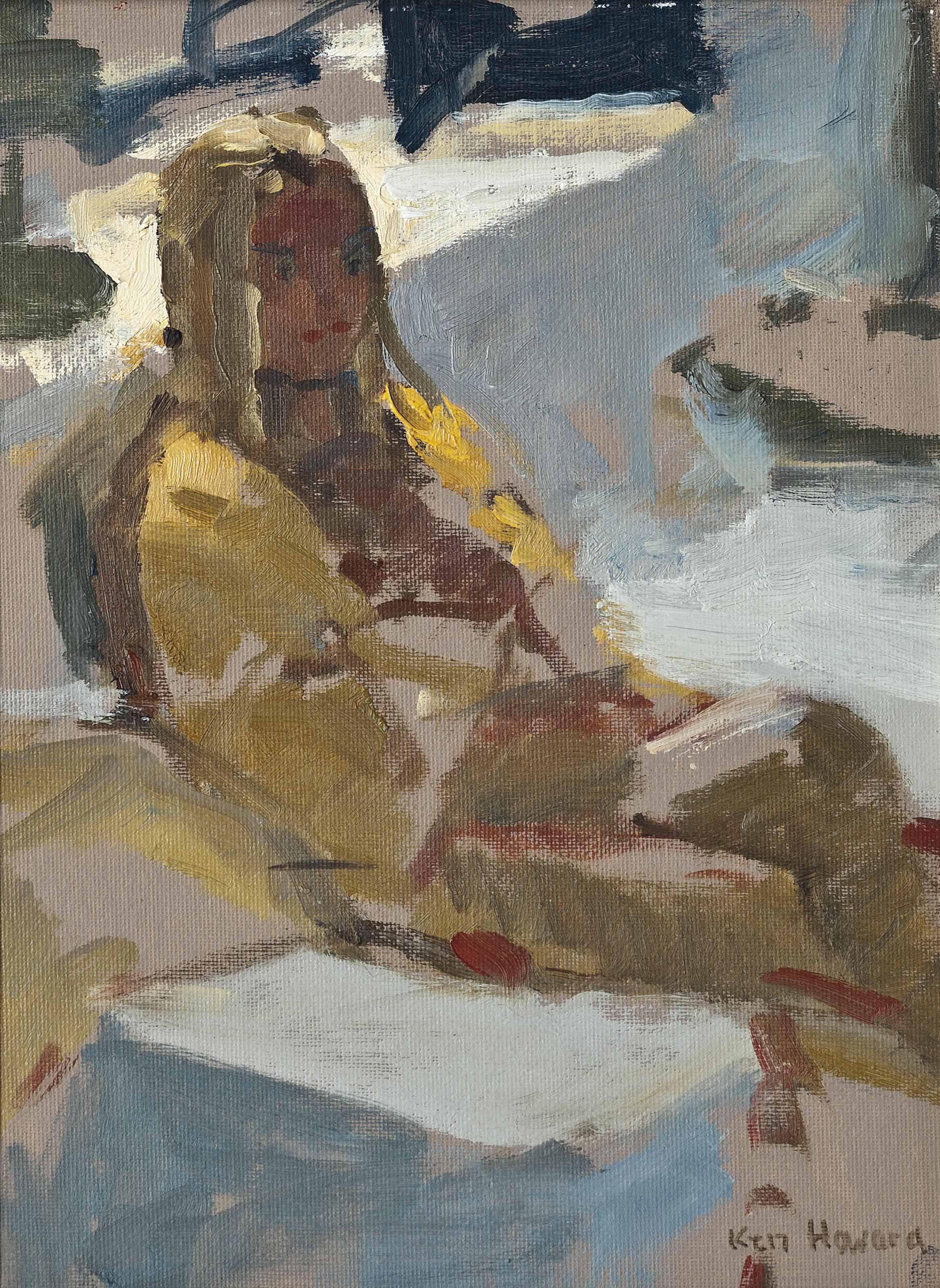 Ken Howard, R.A. (b. 1932)