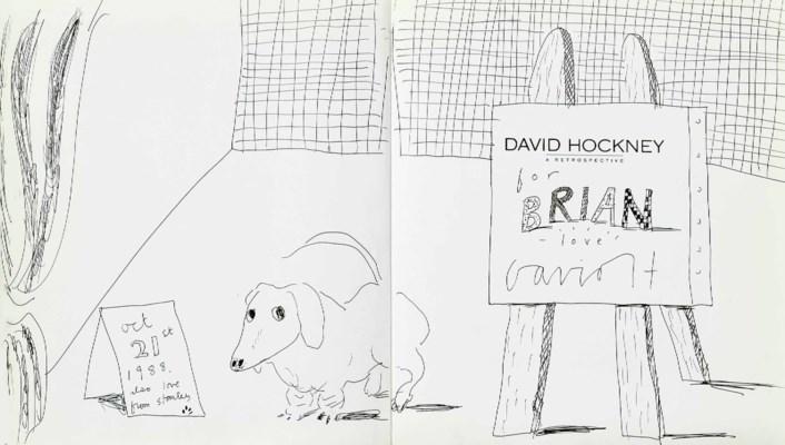 David Hockney, O.M., C.H., R.A