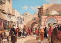 The Damascus Gate, Jerusalem