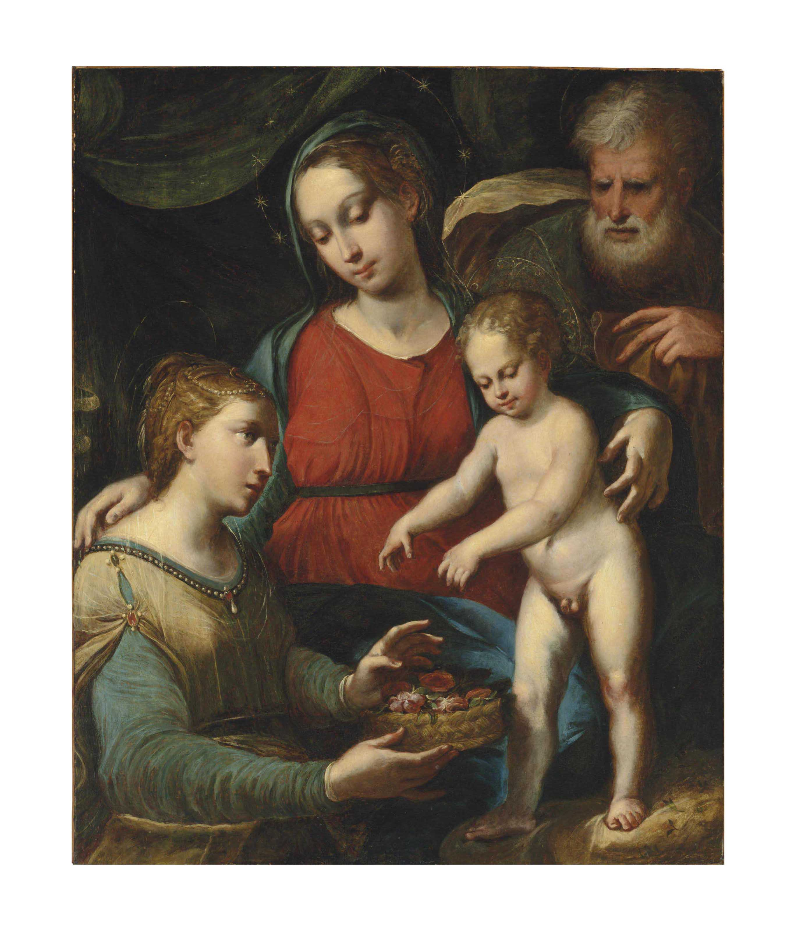 Circle of Girolamo Pennacchi,