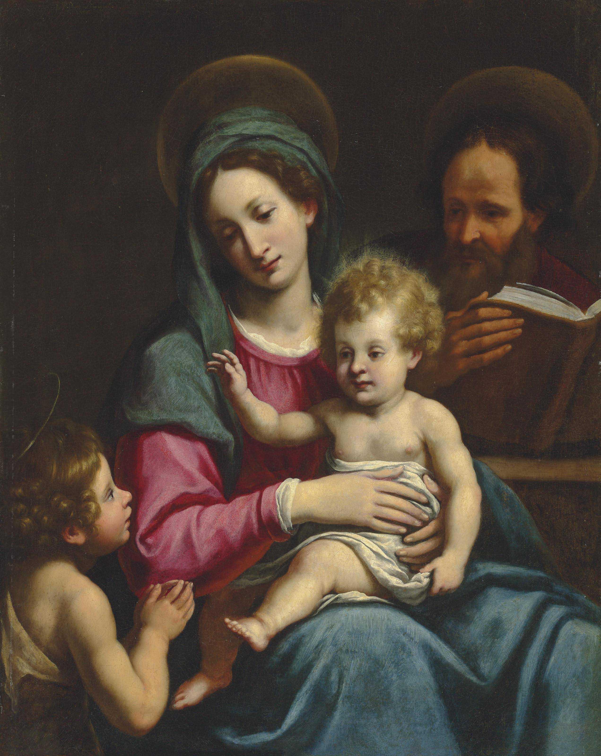 Matteo Rosselli (Florence 1578