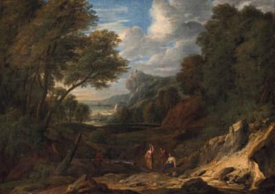 Attributed to Cornelis Huysman