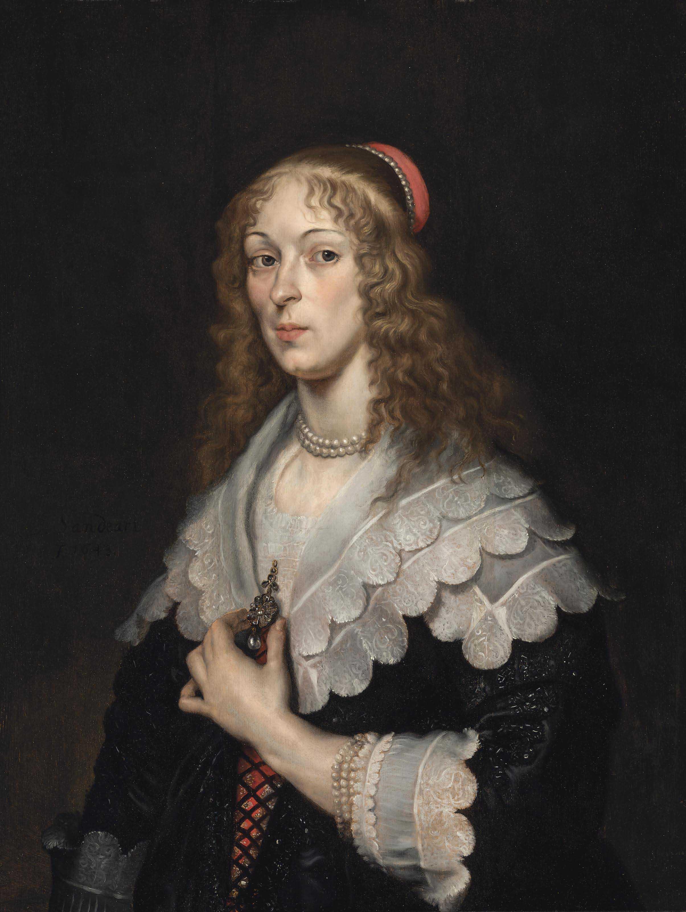 Joachim von Sandrart I (Frankf