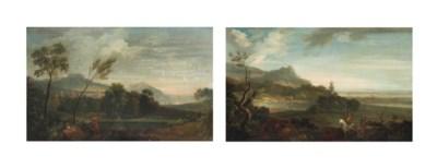 George Lambert (Kent 1700-1765