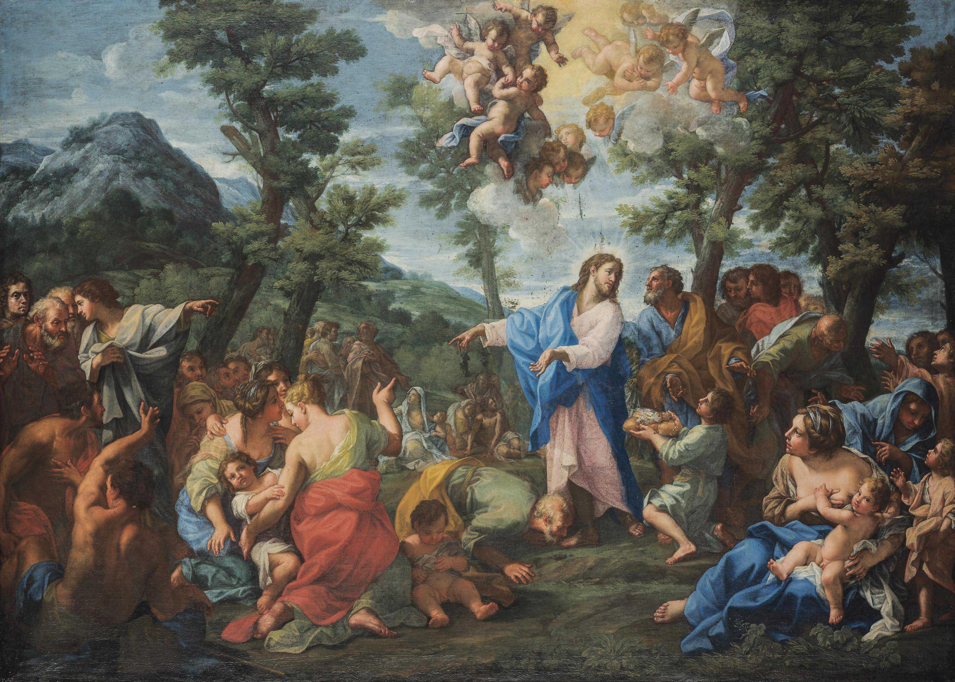 Giovanni Odazzi (Rome 1663- 17
