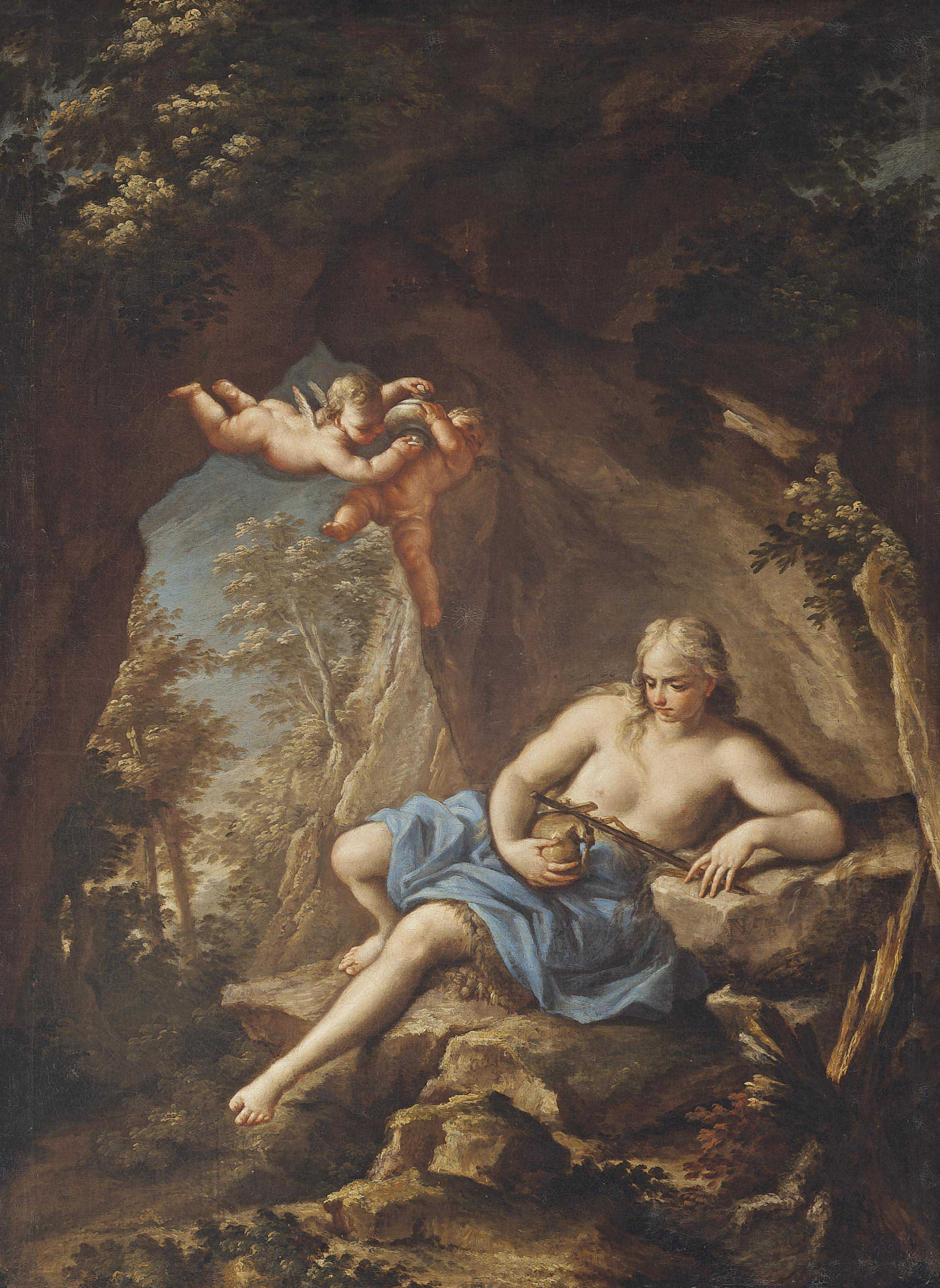 Nicola Vaccaro (Naples 1640-17