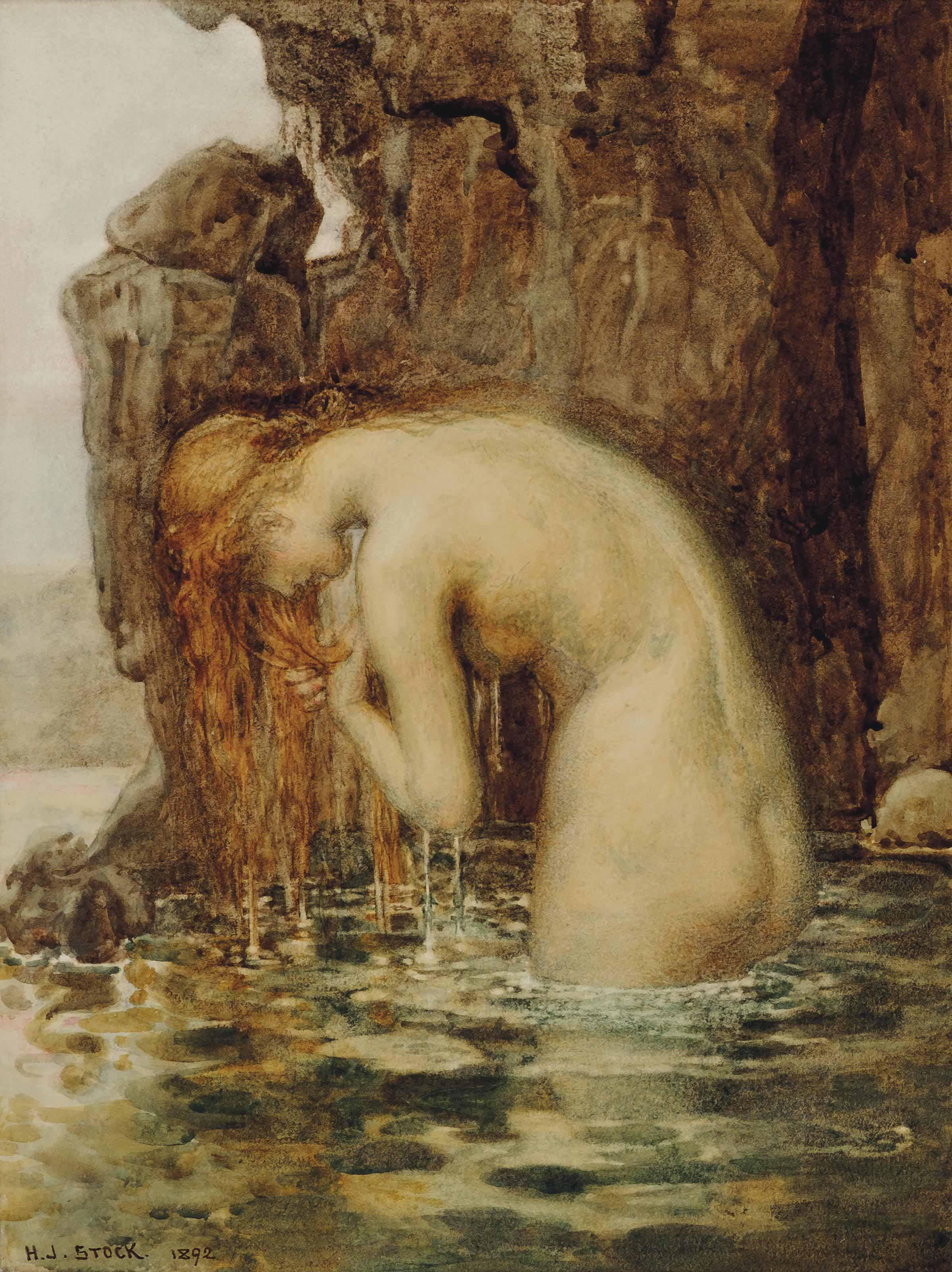 The hidden pool