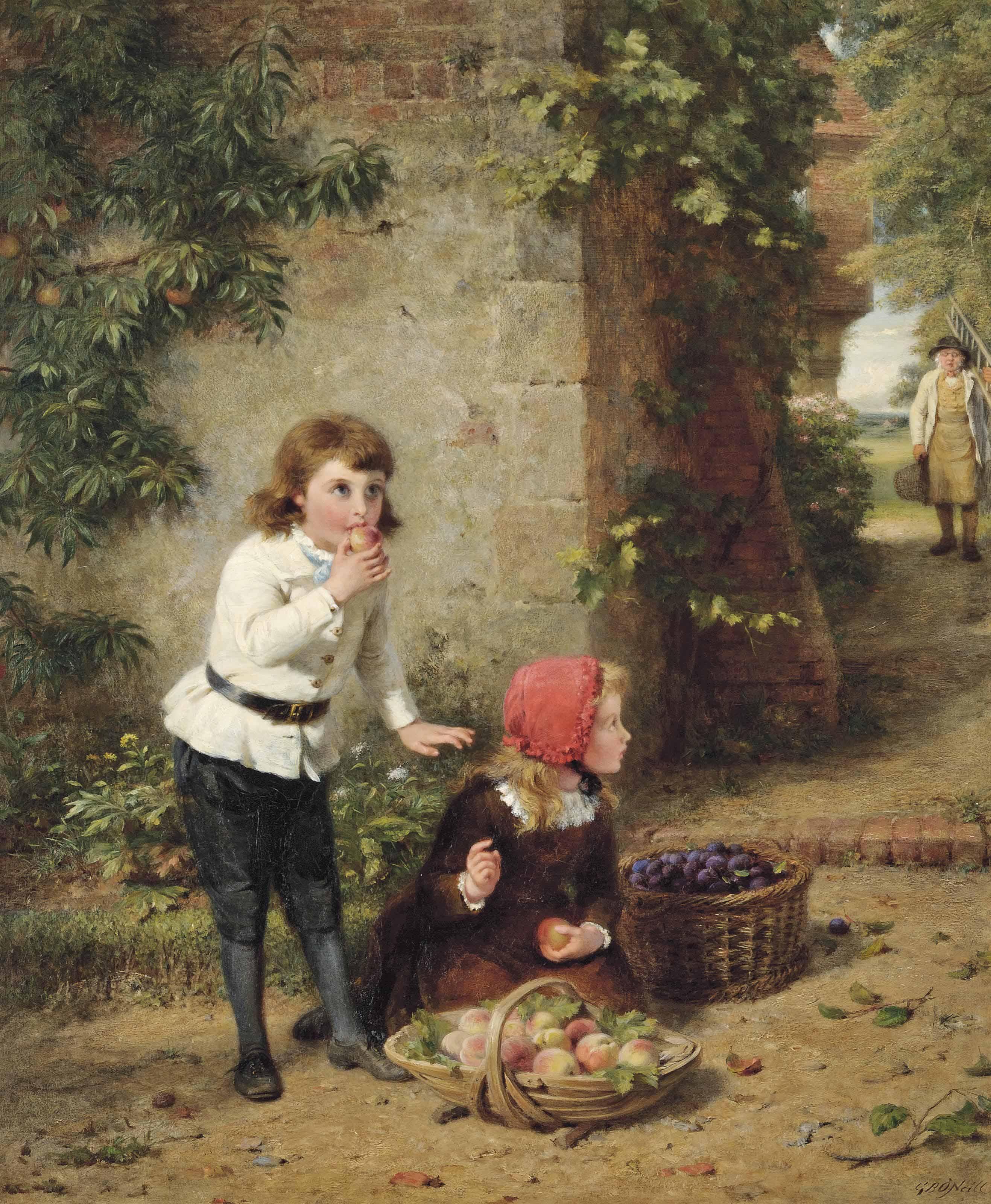 Stolen fruit is the sweetest
