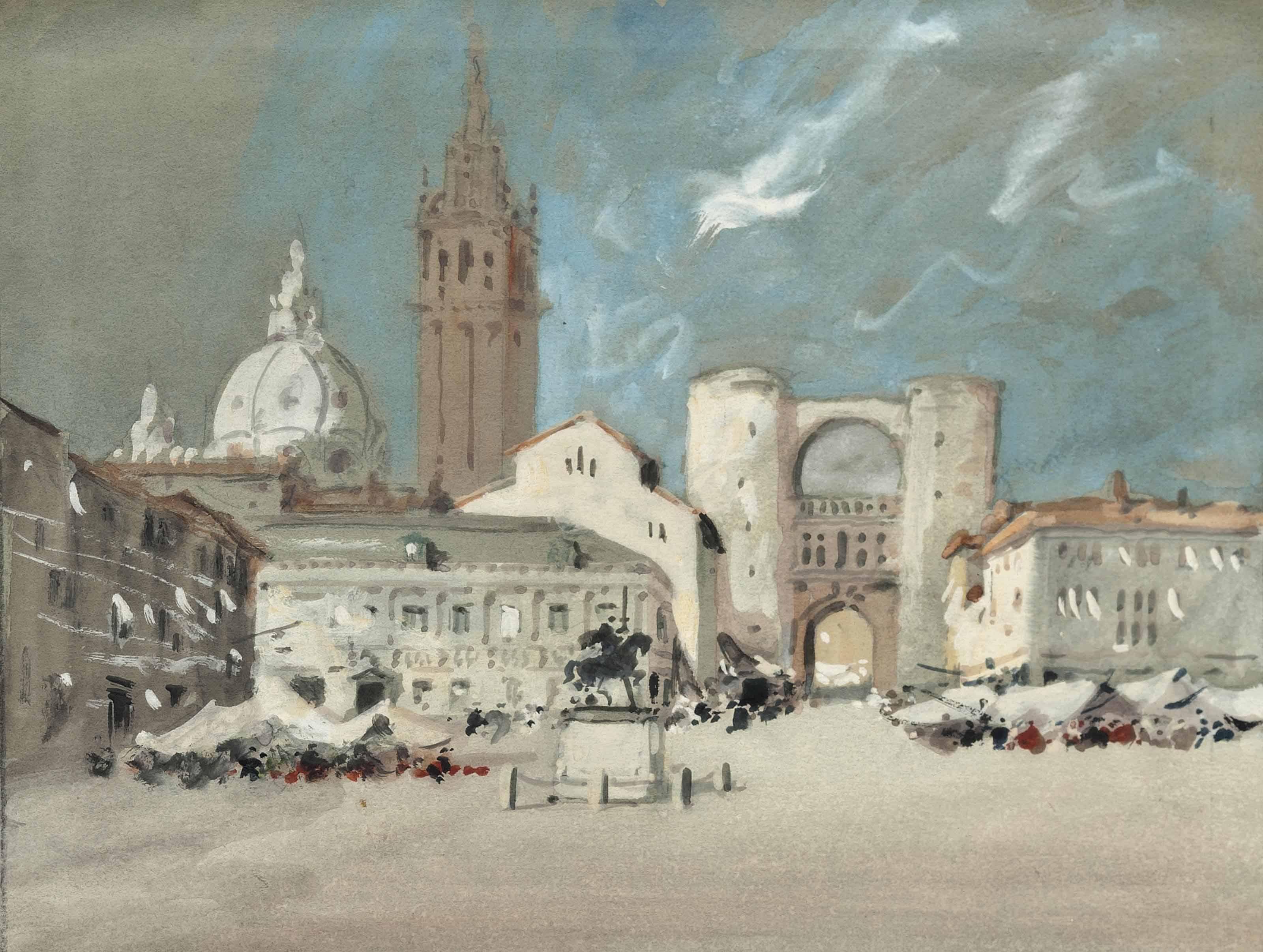 Piazza dei Signori, Padua