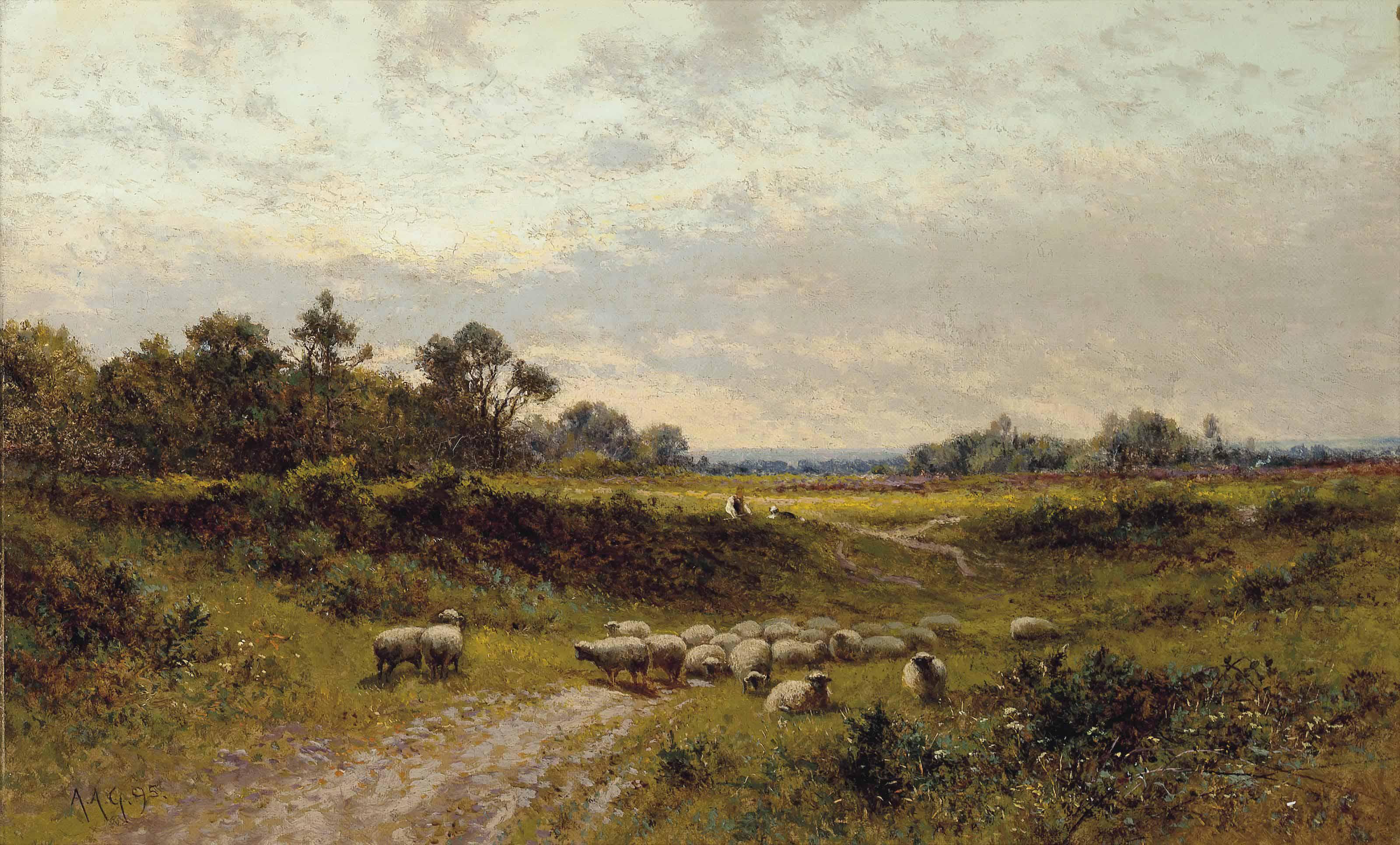 Alfred Augustus Glendening, Sn