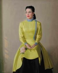 The yellow kimono