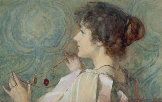 Gertrude Demain Hammond (1862-