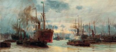 Charles William Wyllie, R.O.I.