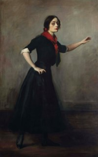 The apache dancer, Miss Beatrice Collins
