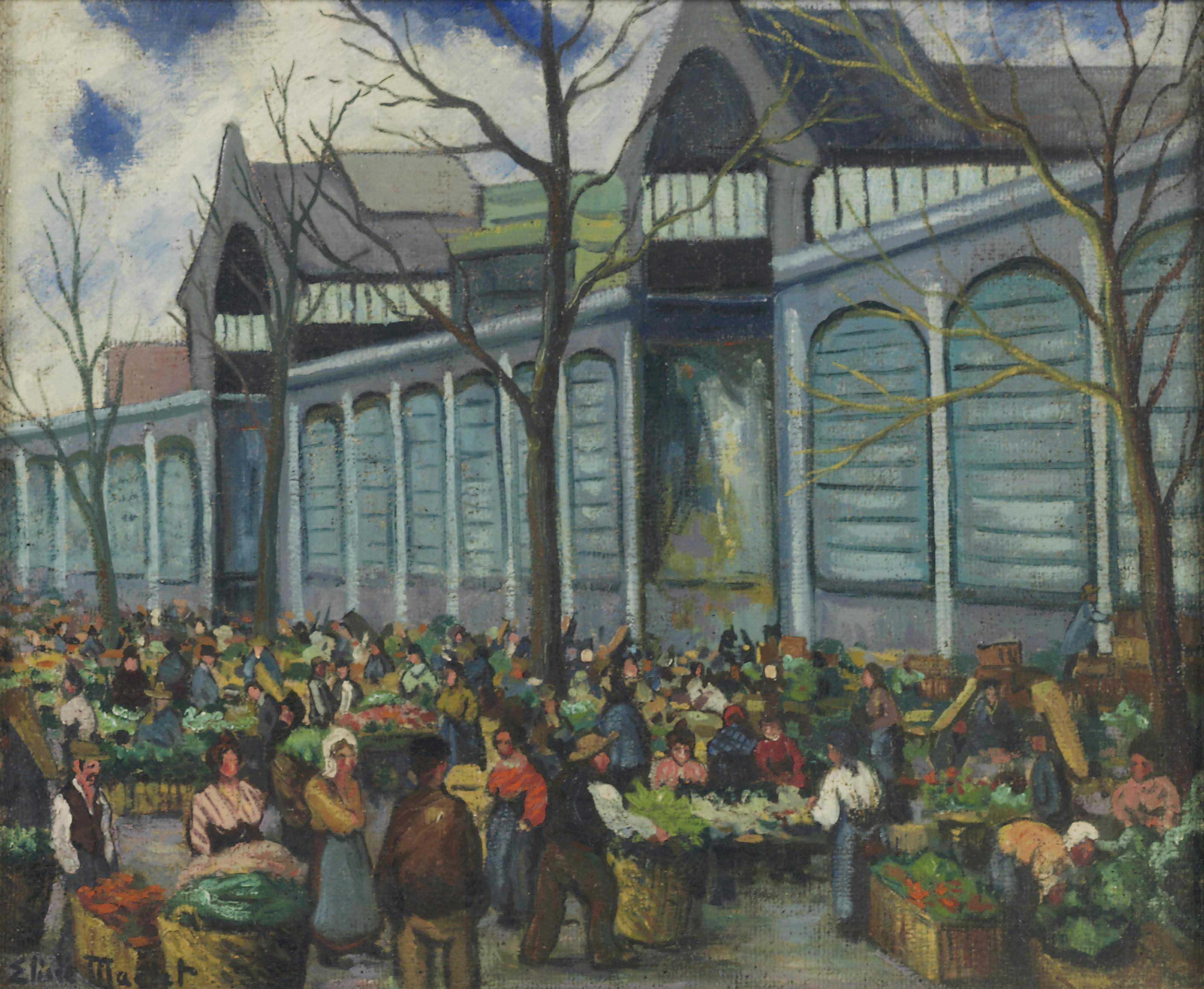 Elisee Maclet (French, 1881-19