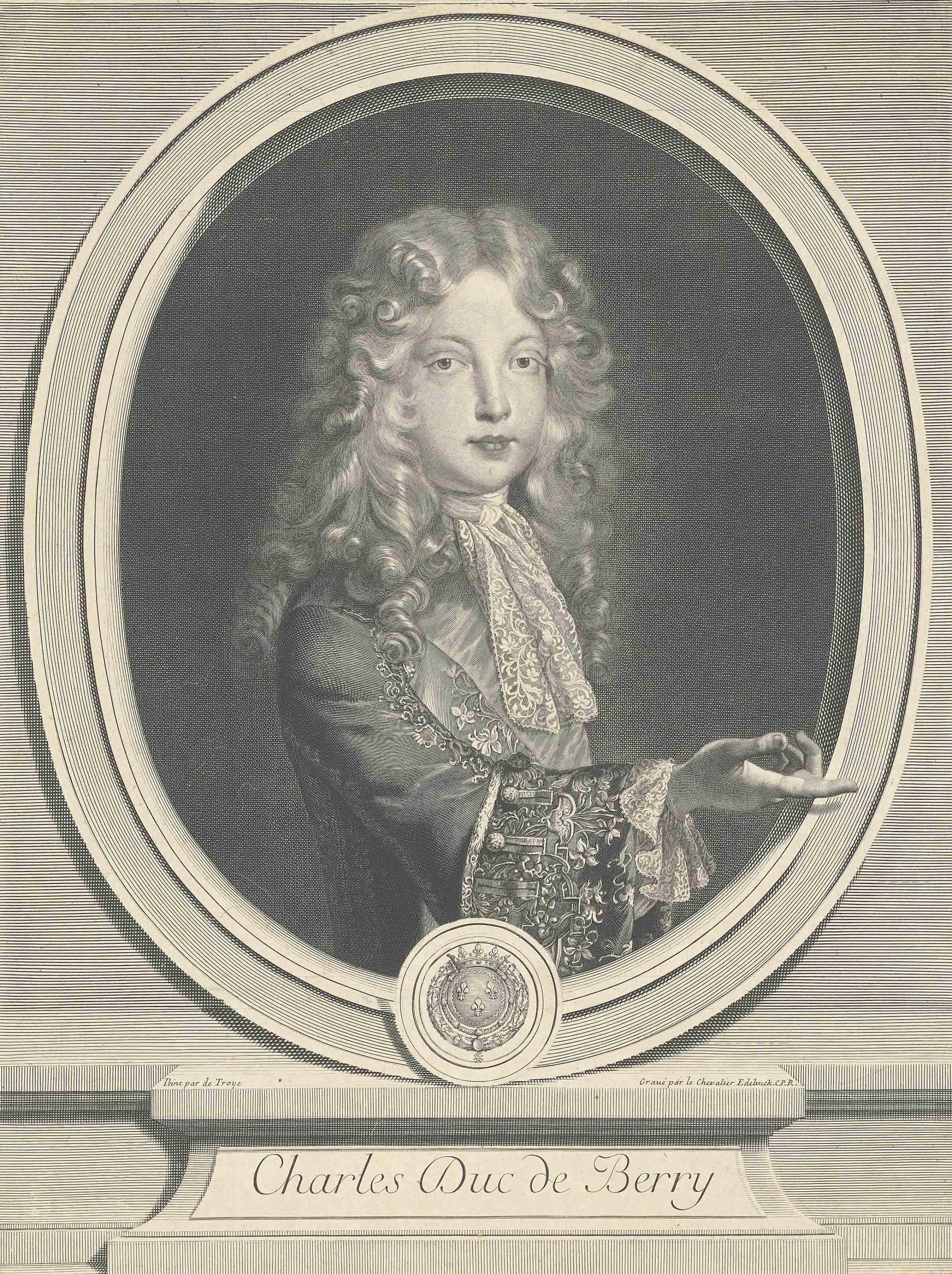 Gerard Edelinck (1640-1707)