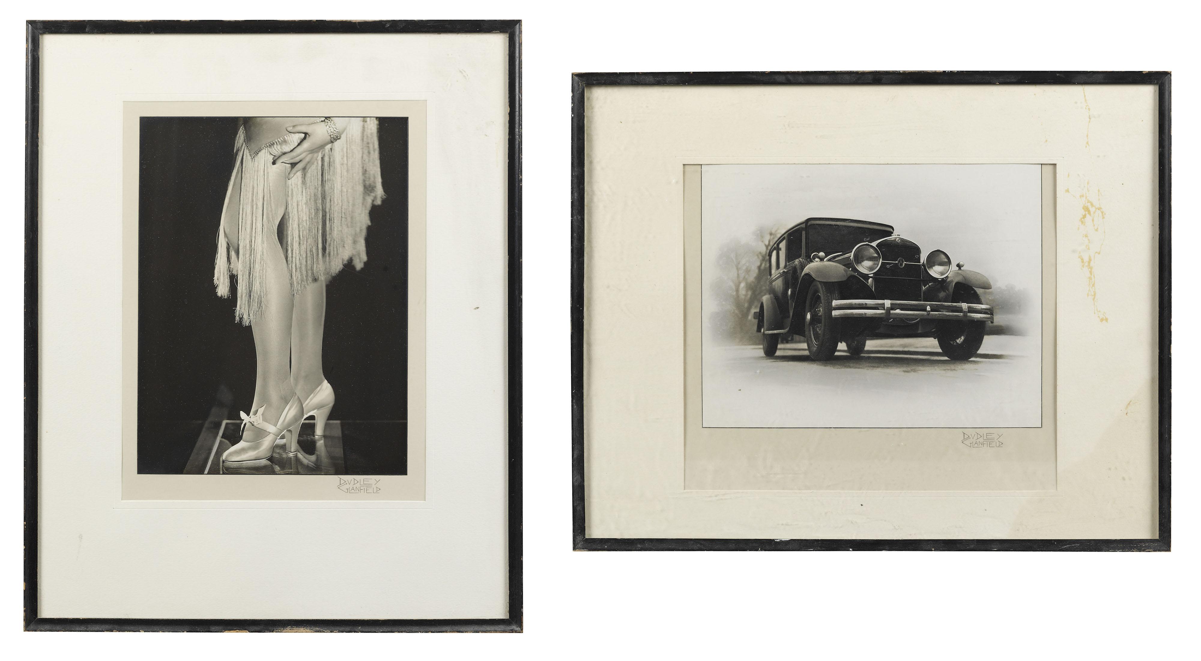 FIVE FRAMED PHOTOGRAPHS