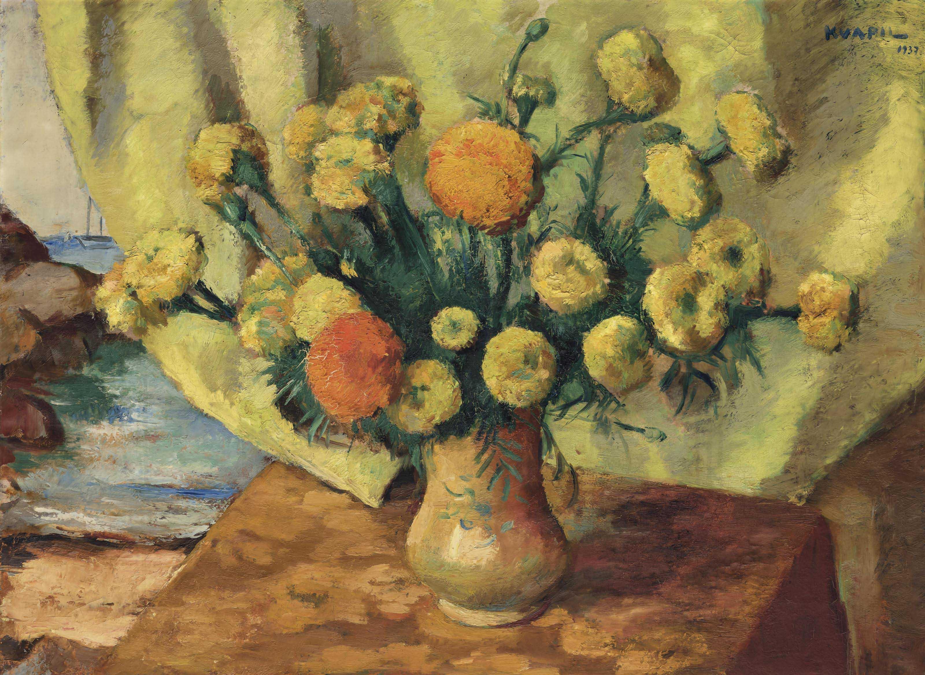 Les Fleurs Jeune