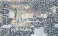The studio in the Snow