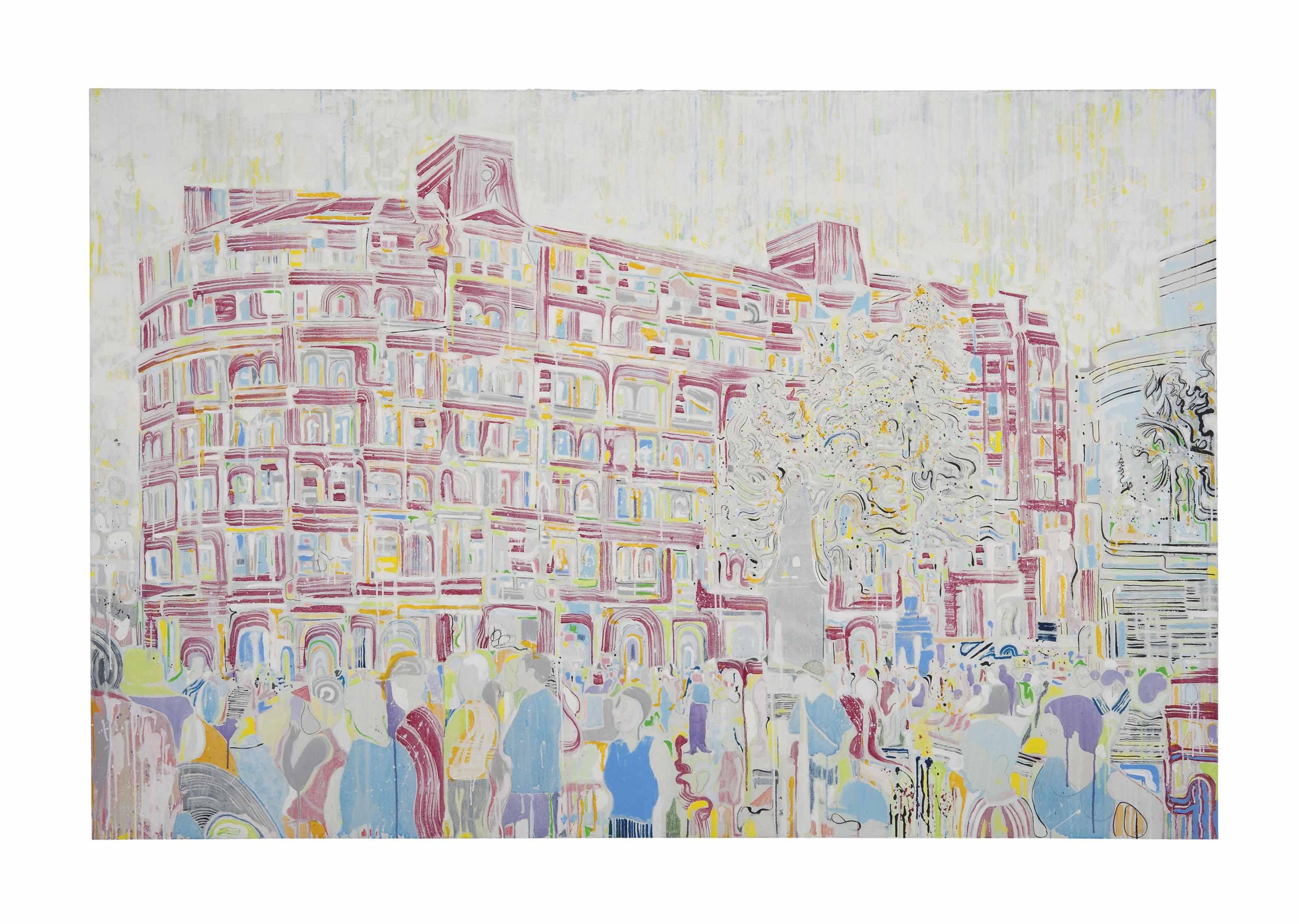 Untitled (Trafalgar Square)