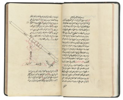 THREE OTTOMAN MANUALS