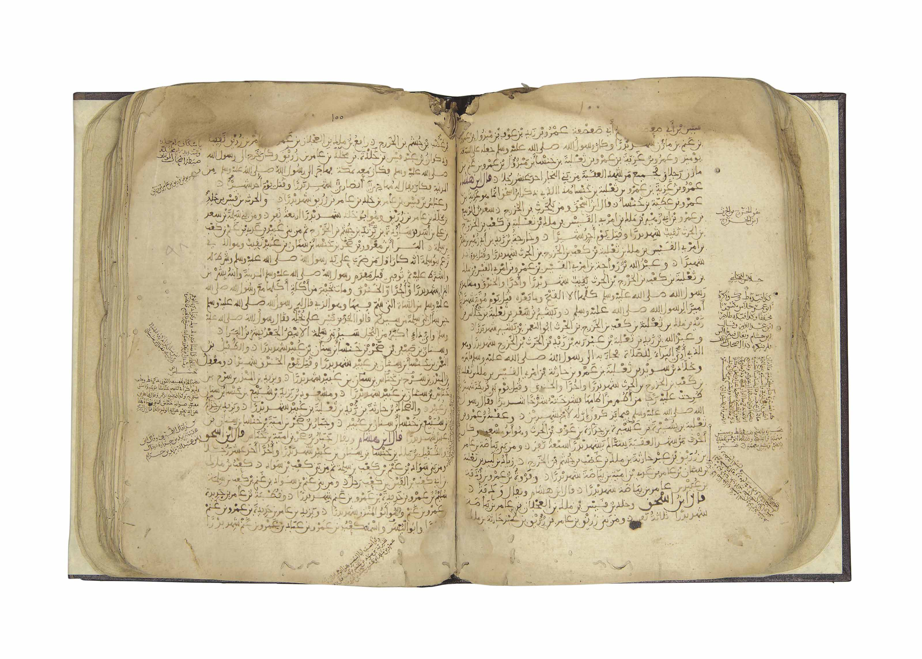 'ABD AL-MALIK BIN HISHAM (D. C