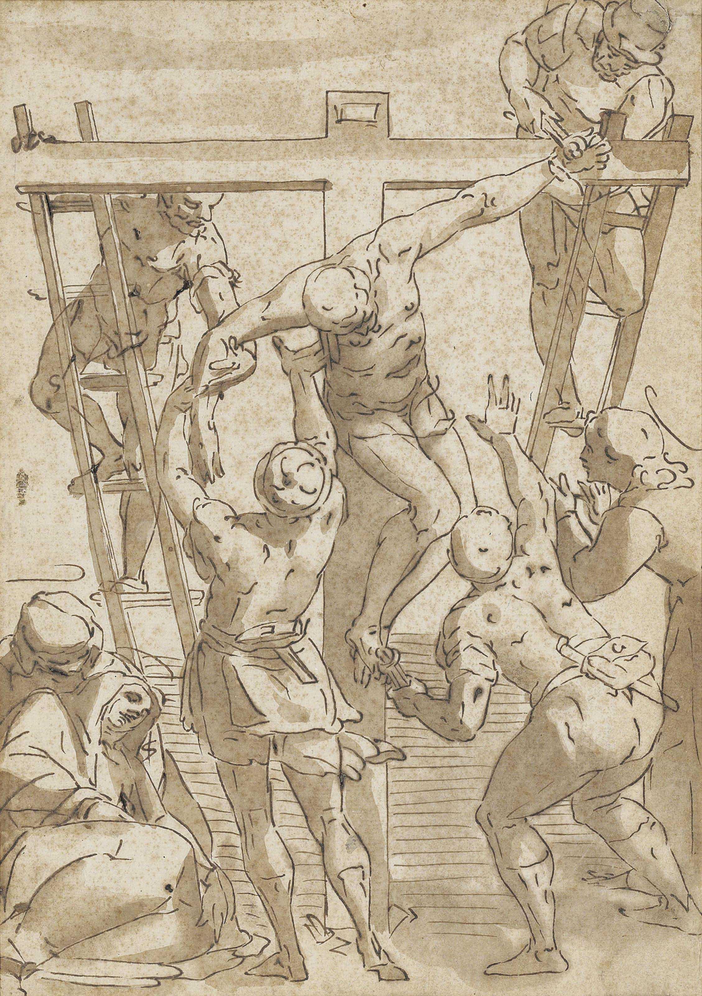 Lazzaro Tavarone (Genoa 1556-1641)
