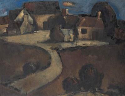 Josef Herman, R.A. (British, 1