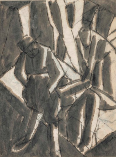 David Bomberg (British, 1890-1