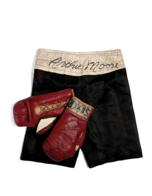 ARCHIE MOORE (1916-1998) FIGHT