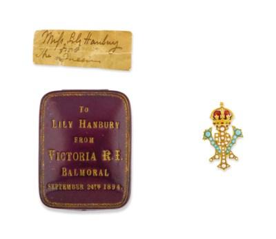 QUEEN VICTORIA (1819-1901)  A