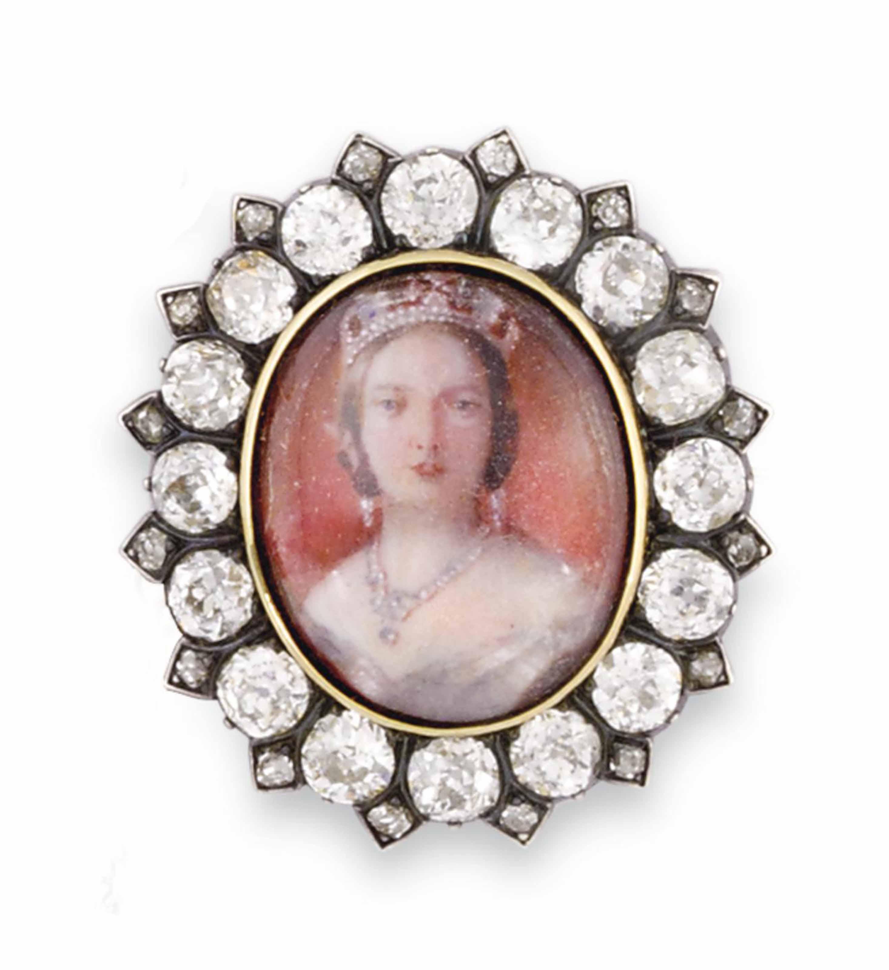 QUEEN VICTORIA (1819-1901)  MA